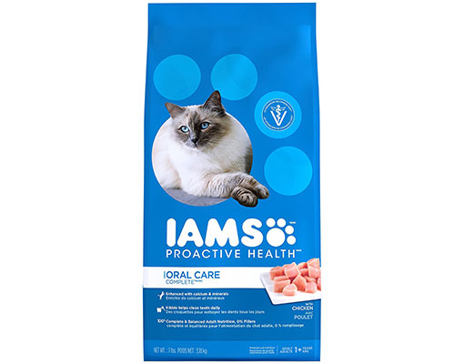 iams proactive health adult cat review